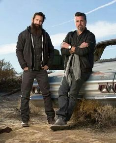 richard from fast and loud richard rawlins and aaron. Black Bedroom Furniture Sets. Home Design Ideas
