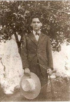 """No one eats oranges In the full moon's light."" - Federico Garcia Lorca"