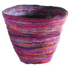 Lauren Shanley   Stitched vessel