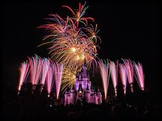 Best fireworks show on the planet. Wishes :)