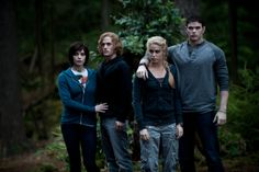 Alice, Jasper, Rosalie and Emmett - The Twilight Saga