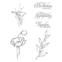 ** Simply Sketched - Stampin' Up!