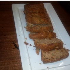 Zucchini Bread - Catelli Duo Voorhees, NJ