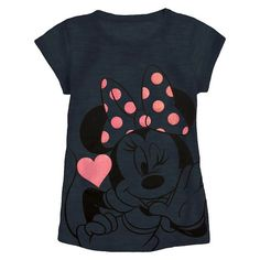 Minnie Mouse Girls' Graphic Tee