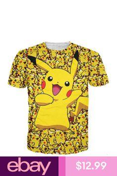 0e14821f75c9 Women/men t shirt pokemon pikachu print Harajuku tshirt camisa S-XXL