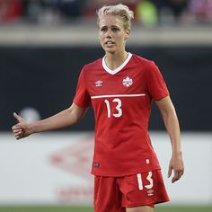 Sophie Schmidt, Fifa Women's World Cup, Face Reference, Canada