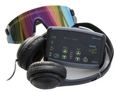 Mind Alive David DELIGHT PLUS Light  Sound Machine w 25 Sessions *** Want additional info? Click on the image.