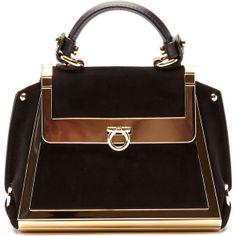 Salvatore Ferragamo Sofia Handbag ($1,650)...