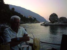Babis Miliaresis at Poros, Kefalonia Island