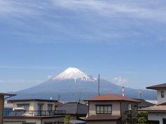 Mt.Fuji 18May2014
