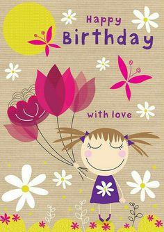 Animated birthday birthday greetings birthday wishes happy happy birthday with love m4hsunfo