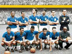 1958 Brazil Away