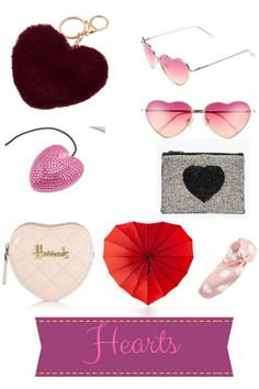 For the love of hearts! Heart Sunglasses, Cat Eye Sunglasses, I Love Heart, My Favorite Part, Chic Outfits, Heart Shapes, Hearts, Bling, Valentines