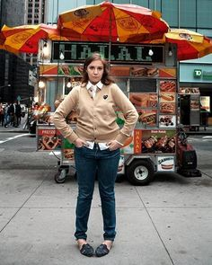 Lena Dunham. See whats new at www.zebrano.co.nz