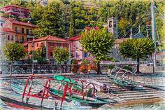 Arcegno at Lake Como Italy - Photo by Hanny Heim Snowbird Photography #photography #landscape #italy #italien #fotografie #lakecomo