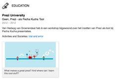 een Prezi toevoegen aan je Linkedinprofiel | lees de handleiding van Jan Willem Alphenaar door dubbel op de afbeelding te klikken