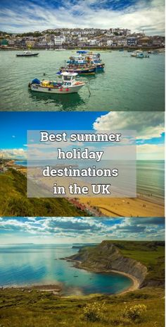 21 Best summer holiday destinations in the UK – Passport Symphony Best Summer Holiday Destinations, Amazing Destinations, Travel Destinations, Summer Vacations, Family Vacations, Europe Travel Guide, Travel Guides, Pretty Beach, Ireland Travel