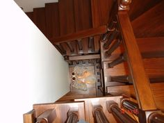 Stair ALFA SCALE mod.A Private house in St. Petersburg RUSSIA