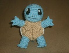 Crochet Patterns Pokemon Characters : ... on Pinterest Amigurumi Patterns, Amigurumi and Crochet Patterns