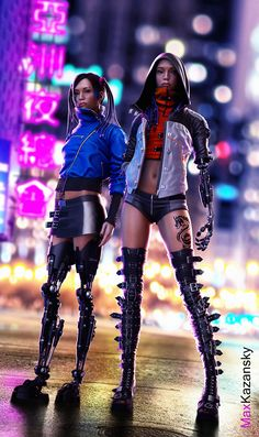 http://digitalmaxxx.cgsociety.org/art/twins-3ds-cyborg-max-augmentations-zbrush-girls-photoshop-asian-cyberpunk-augmented-robotic-3d-1212959