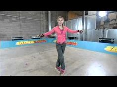How to do basic slalom video tutorial on inline skates or rollerblades.