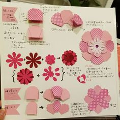 Making an album happily everyday * page) Scrapbook Borders, Scrapbook Embellishments, Scrapbook Cards, Scrapbooking Ideas, Diy And Crafts, Arts And Crafts, Paper Crafts, Creative Memories, Quilling