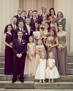 my bridesmaid dresses - only in meadow color - nice to see them on real ppl