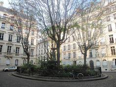 Paris 9e - Cite de Trevise.