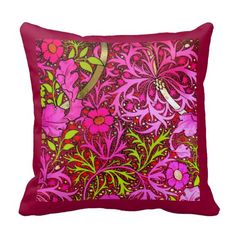 Pillow-Fashion/Fabric-William Morris 8