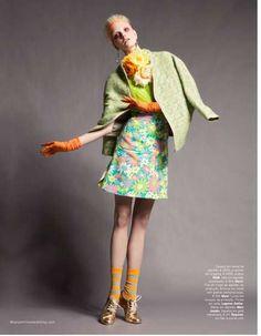Vogue Portugal April 2012.