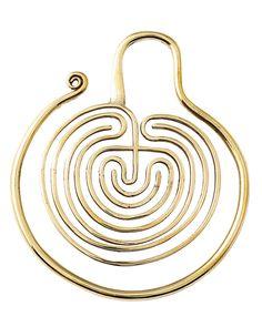 Labyrinth Ear Weights