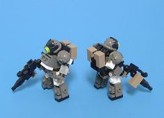 SS: Recreate Project MECHA Fore and Aft