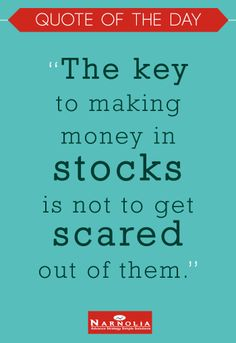 "T Stock Quote Quote Of The ""you Get Recessions You Have Stock Market Declinesif"