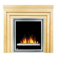 Uniflame INDOOR ELECTRIC FIREPLACE W STACKED STONE SURROUND My
