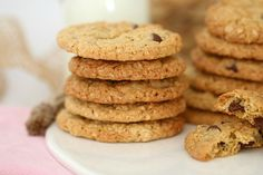Quick, easy and delicious - our Thermomix Oat Biscuits tick all the right boxes!