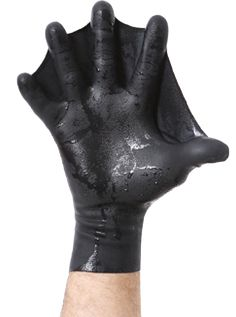 Darkfin webbed gloves enhance your surf paddling, swimming resistance, and diving propulsion. The most advanced webbed gloves in the water! Power Glove, Take My Money, Survival Gear, Survival Weapons, Tactical Survival, Survival Skills, Mode Inspiration, Tactical Gear, Snorkeling