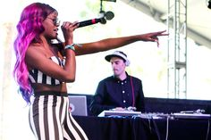 Listen to Azealia Banks' guest verse on Foster The People offshoot's Lana Del Rey remix - audio