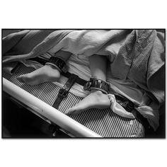 Bound Butterflies, Mary Ellen, Insanity Asylum Stories, Documentaries Photography, Posts, Ellen Mark, Lunat Asylum, Feet Straps, Favorite Photographers