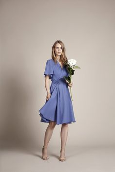 Tokyo in Bluebell - Brand New Bridesmaids Dresses from Rewritten