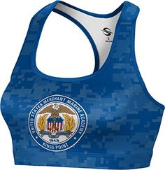 ProSphere Womens US Merchant Marine Academy Digital Sports Bra XXLarge >>> You can get additional details at the image link.(This is an Amazon affiliate link and I receive a commission for the sales)