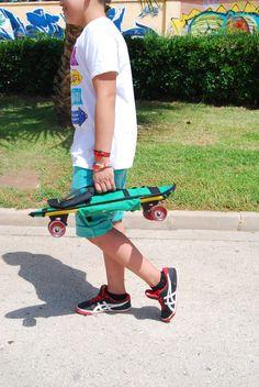 Blue Skate Shoulder Bag By Monark Supply Review Skateboard Backpack Plastic Stylish
