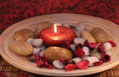 """TLC Home """"Forget the Toxins! Scent Your Home with Natural DIY Fragrance Stones"""""""