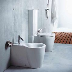 Duravit: Starck 1 Wall WC | Philippe Starck(French designer ...