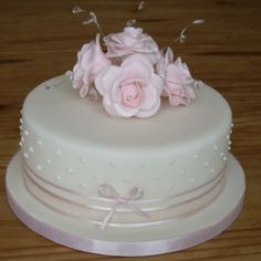 Google Image Result for http://www.cakesbylynette.com/albums_54f5ff58303dd9a2fc1f6a2f6785327e/Wedding_Cake_Single_Tier_2.JPG
