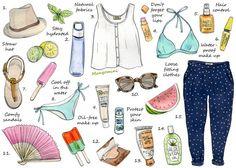 Stylish ways to beat the summer heat | Mangomini
