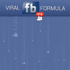 Attention Affiliates: Want to cash in on launch day? (April 4th)    Get the details now: http://viralfbformula.com/jv/?id=81671