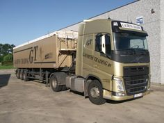 Truck made in Belgium :: Volvo FH 6