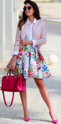 Trendy Outfit Ideas for Spring