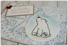 MaraBee´s Welt: Der Eisbär