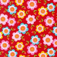 APPF-13237-195 BRIGHT by   Print & Pattern  from Ella Flannel